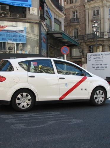 itv taxis
